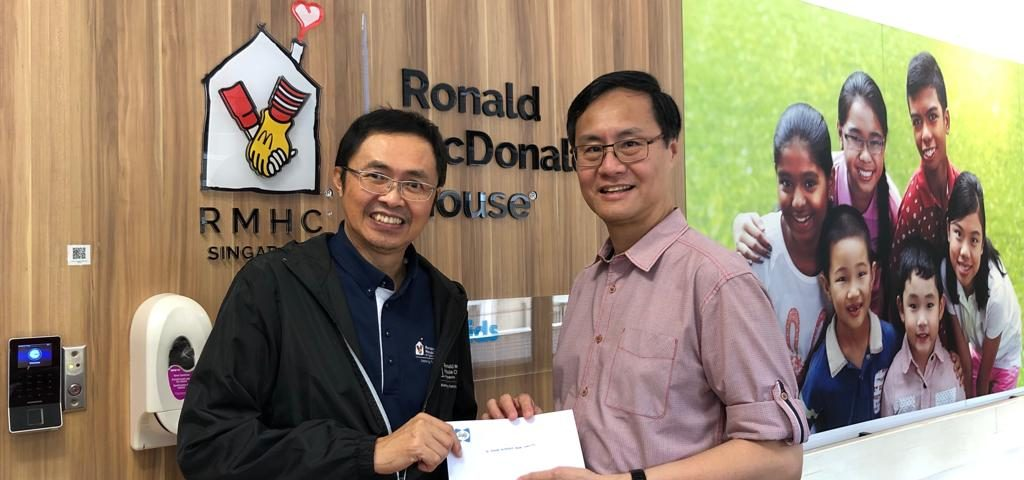 Ronald McDonalds House Charities