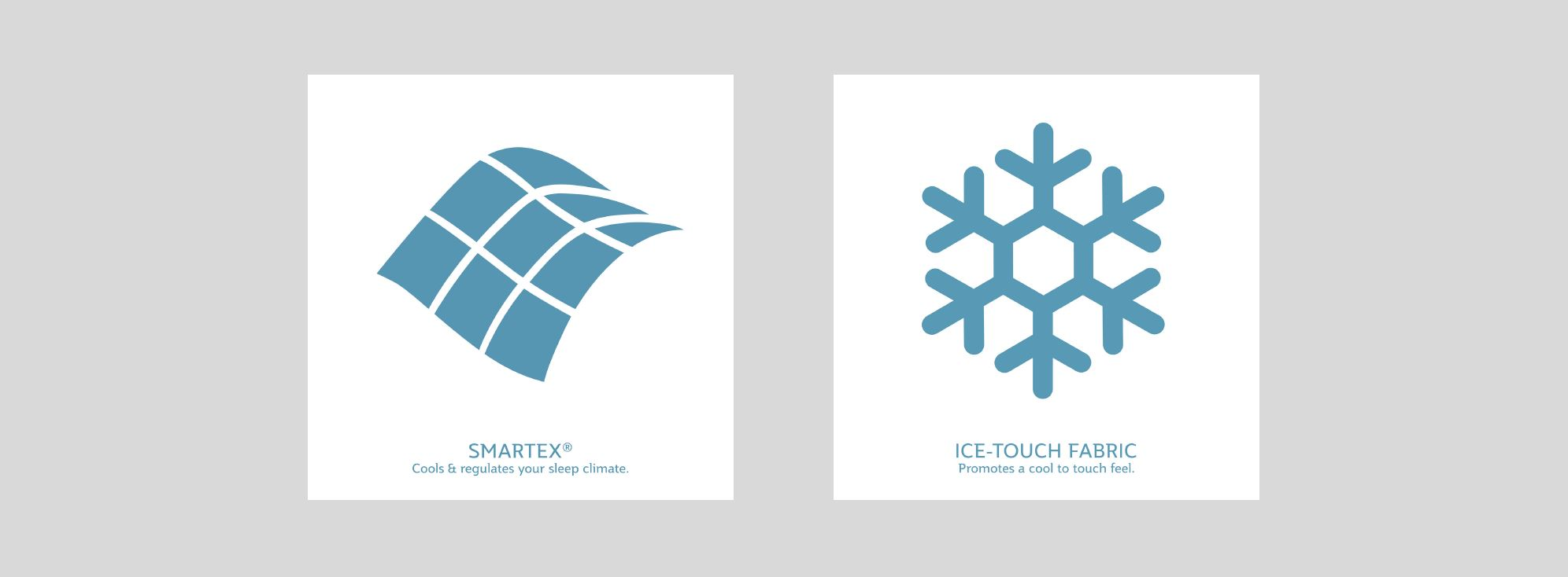 smartex and icetouch technology
